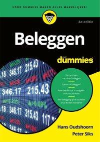 Beleggen voor Dummies van Hans Oudshoorn en Peter Siks